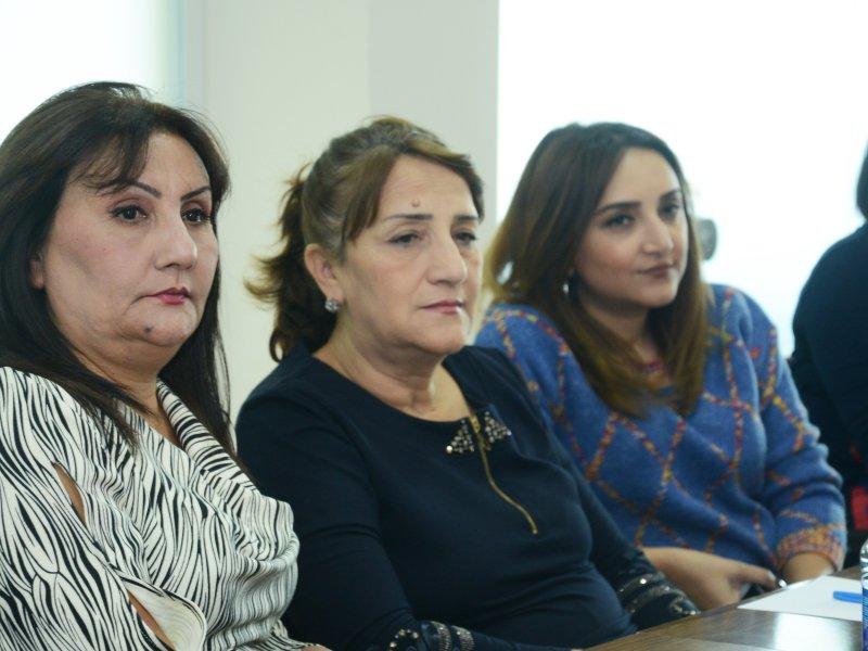 """Seminar: """"Qadının ictimai rolu niyə yüksəldilməlidir?"""""""