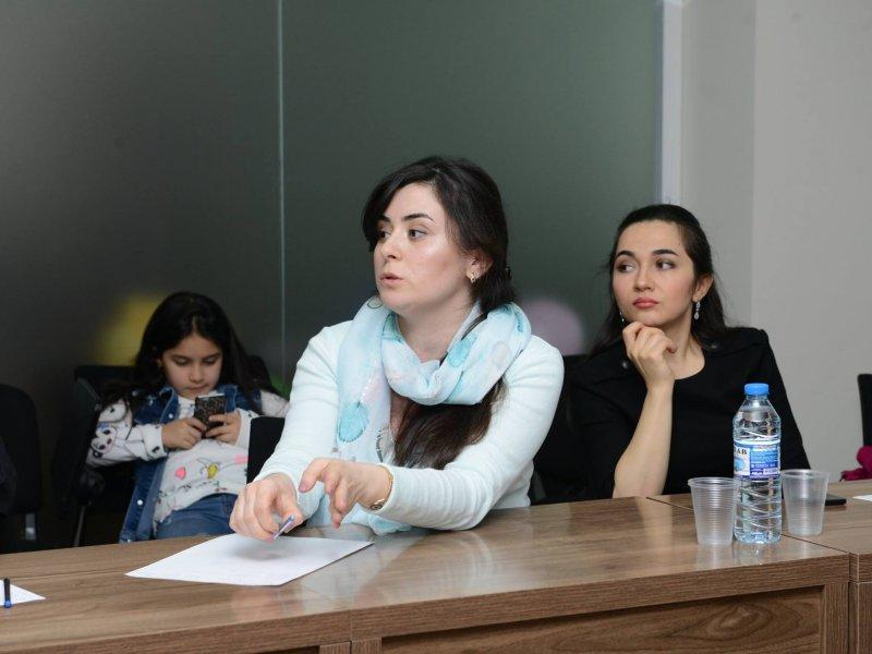 """Seminar: """"Stress və onun idarə olunması"""""""