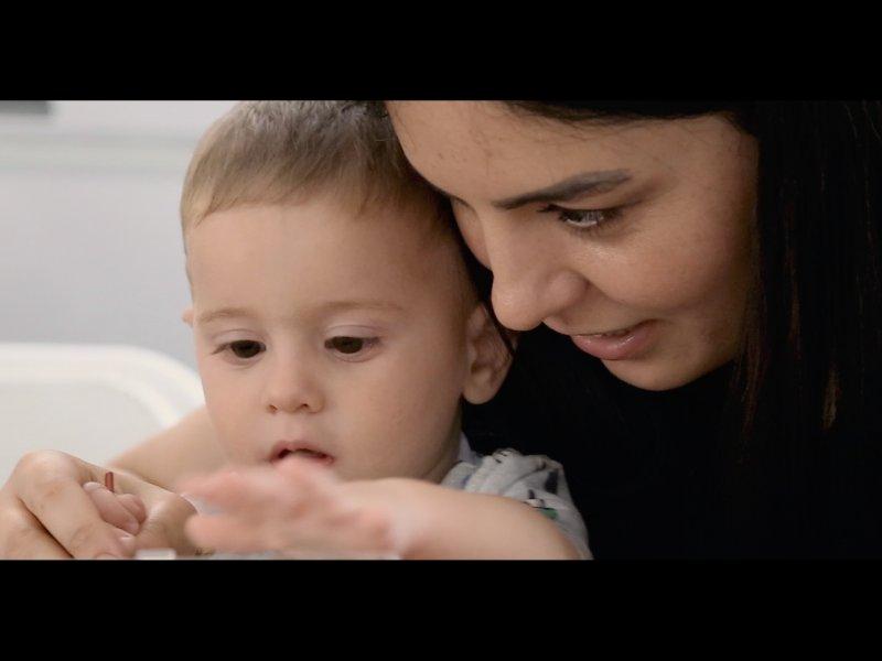 Özgə uşağı olmur - Uşaq sığınacağında terapiya (FOTO, VİDEO)