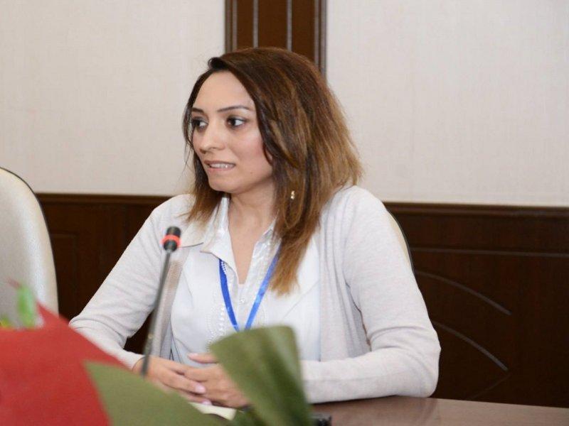 İlahə Fazilova